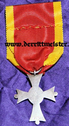 ORDER - HENRY LION MERIT CROSS 2nd CLASS - BRAUNSCHWEIG - Imperial German Military Antiques Sale