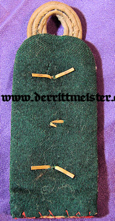 AUSTRIA - SHOULDER BOARD - OBERST - Imperial German Military Antiques Sale