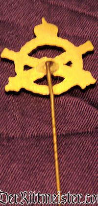 ARTILLERY STICK PIN - Imperial German Military Antiques Sale