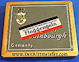 "CIGARETTE TIN - brand ""The Duke of Edinbourgh Flaggengala"" - Imperial German Military Antiques Sale"