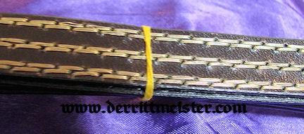 BRAUNSCHWEIG - PORTÉPÉE - OFFICER - Imperial German Military Antiques Sale