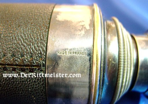 TELESCOPE GIVEN AS GIFT BY KAISER WILHELM II - Imperial German Military Antiques Sale
