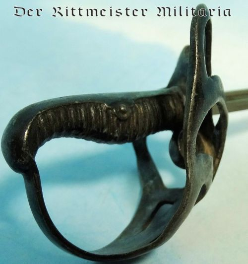 MINIATURE SWORD - Imperial German Military Antiques Sale