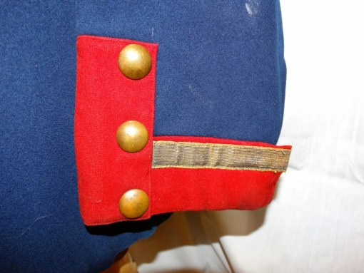 PRUSSIA - TUNIC - FELDWEBEL - DEPOT-ISSUED - INFANTERIE-REGIMENT Nr 68 - Imperial German Military Antiques Sale