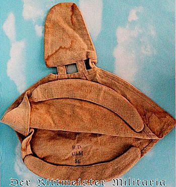 COVER - KUGELHELM - Imperial German Military Antiques Sale