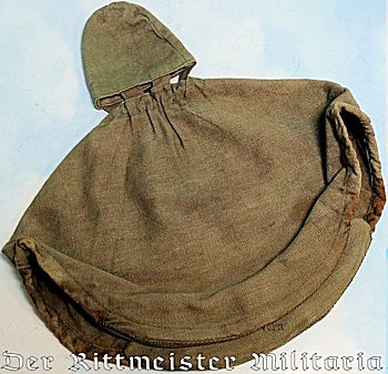 COVER - KUGELHELM - CANVAS - Imperial German Military Antiques Sale