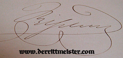 PRUSSIA - ENGINEERING OFFICER PROMOTION PATENT - KÖNIG WILHELM I SIGNATURE - 1870-1871 FRANCO-PRUSSIAN WAR - Imperial German Military Antiques Sale