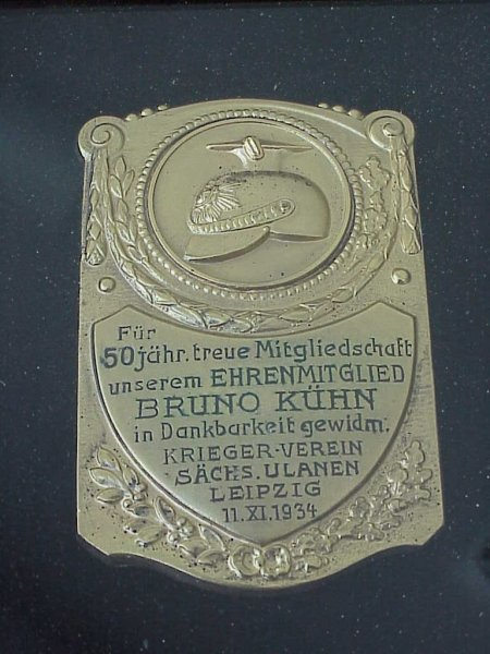 PRUSSIA - DISPLAY - 50 YEAR ULANEN - Imperial German Military Antiques Sale