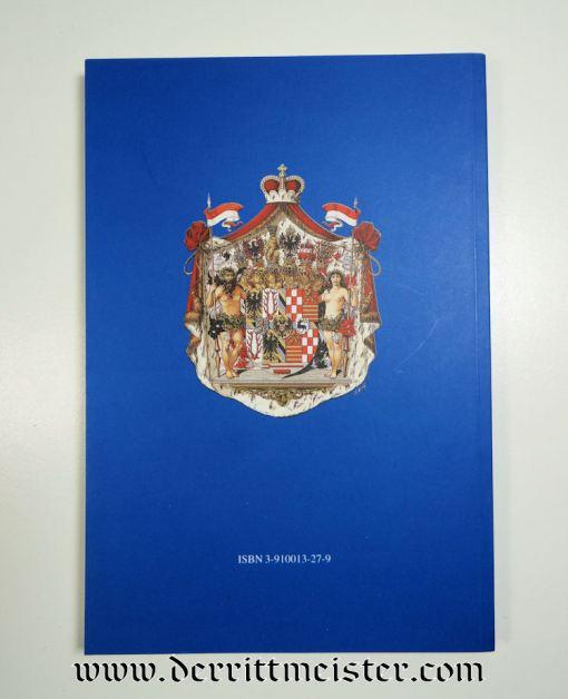 GERMANY - BOOK - DIE FÜRSTEN von SCHWARZBURG-RUNDOLSTADT - Imperial German Military Antiques Sale