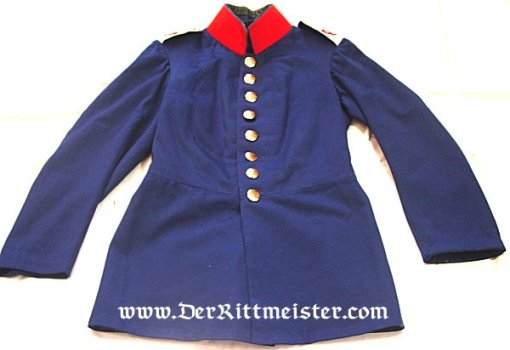 BADEN - TUNIC - ENLISTED MAN - 1. BADISCHES LEIB-GRENADIER-REGIMENT Nr 109 - Imperial German Military Antiques Sale