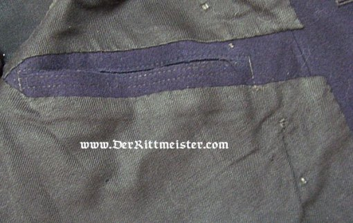 PRUSSIA - DRESS TUNIC - PETTY OFFICER -NAVY AIR SERVICE - Imperial German Military Antiques Sale