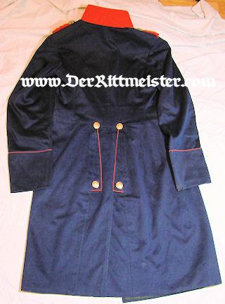 PRUSSIA - ÜBERROCK - GENERALLEUTNANT - Imperial German Military Antiques Sale