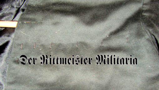 SAXE-ALTENBURG - UNIFORM GROUP - SENIOR PALACE OFFICIAL - Imperial German Military Antiques Sale