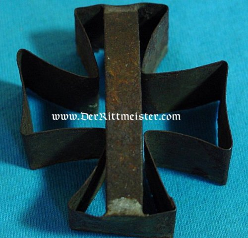 IRON CROSS PATRIOTIC COOKIE CUTTER - Imperial German Military Antiques Sale