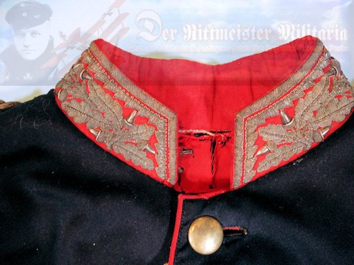 PRUSSIA - TUNIC - IDENTIFIED - GENERALLEUTNANT VON WISSENDORF - Imperial German Military Antiques Sale