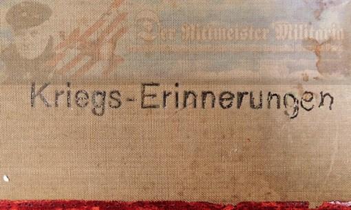 PATRIOTIC BOX - IMPERIAL GERMAN - WW I - Imperial German Military Antiques Sale
