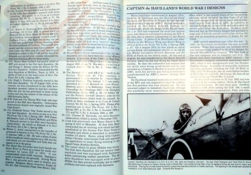 MAGAZINE - OVER THE FRONT: VOLUME 6, NUMBER 4 - LEAGUE OF WORLD WAR 1 AVIATION HISTORIANS - Imperial German Military Antiques Sale