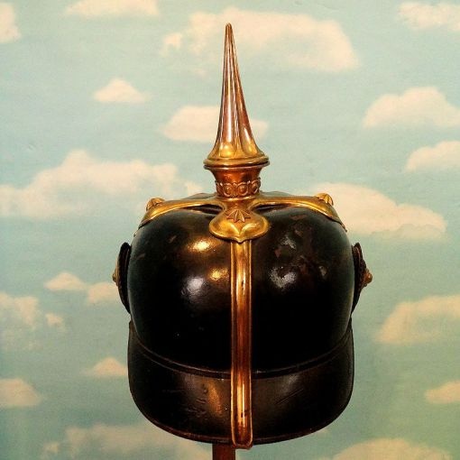 PRUSSIA - PICKELHAUBE - GENERAL - Imperial German Military Antiques Sale