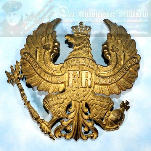 WAPPEN - PRUSSIA - LINE OFFICER - INFANTERIE/ULANEN/ARTILLERIE/TRAIN- ABTEILUNGEN REGIMENT