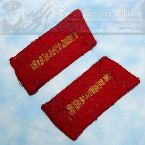 SHOULDER BOARDS - OFFICER - KRAGENSPIEGEL