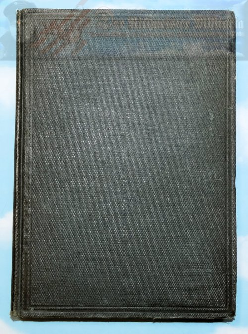 BOOK - A REFERENCE HISTORY OF THE WAR - BY IRWIN SCOFIELD GUERNSEY, MA - Imperial German Military Antiques Sale