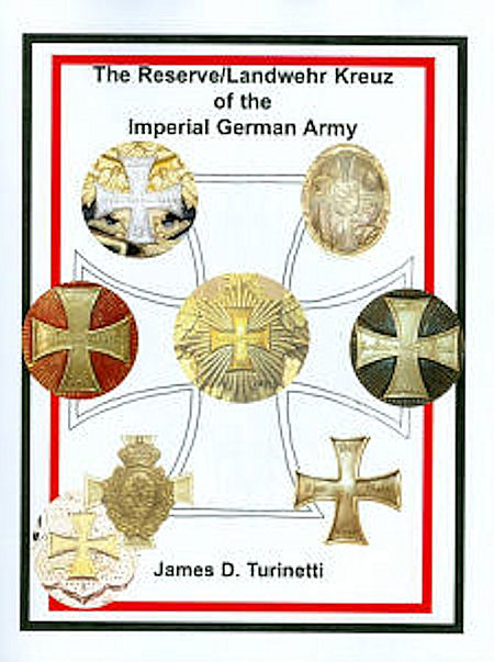 THE RESERVE/LANDWEHR KREUZ (CROSS) of the IMPERIAL GERMAN ARMY. - Imperial German Military Antiques Sale