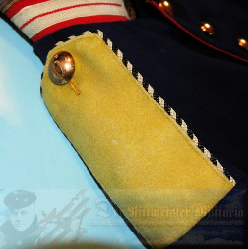 PRUSSIA - TUNIC - ONE-YEAR-VOLUNTEER - 3. GARDE-REGIMENT ZU FUß - Imperial German Military Antiques Sale