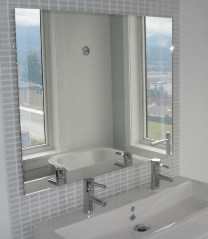 Derry Glass Mirrors Full Size Any Mirror Northern Ireland Bathroom Supply And Install Buy Online