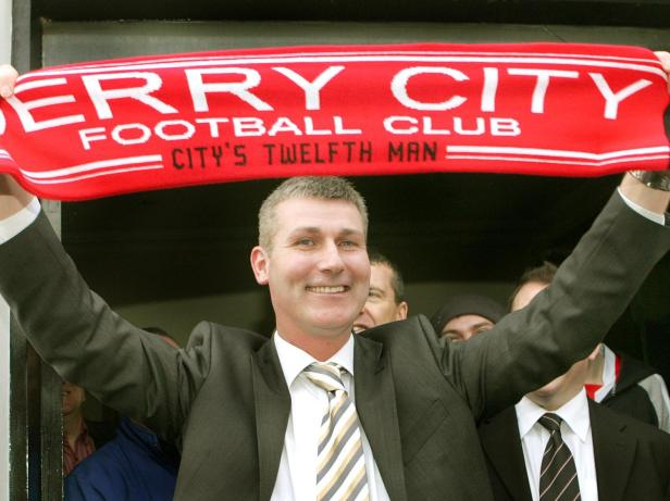 Ireland manager Stephen Kenny's lasting legacy with Derry City | Derry  Journal