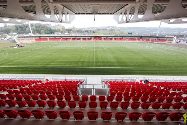 Brandywell voted top ground in NI - Derry Now