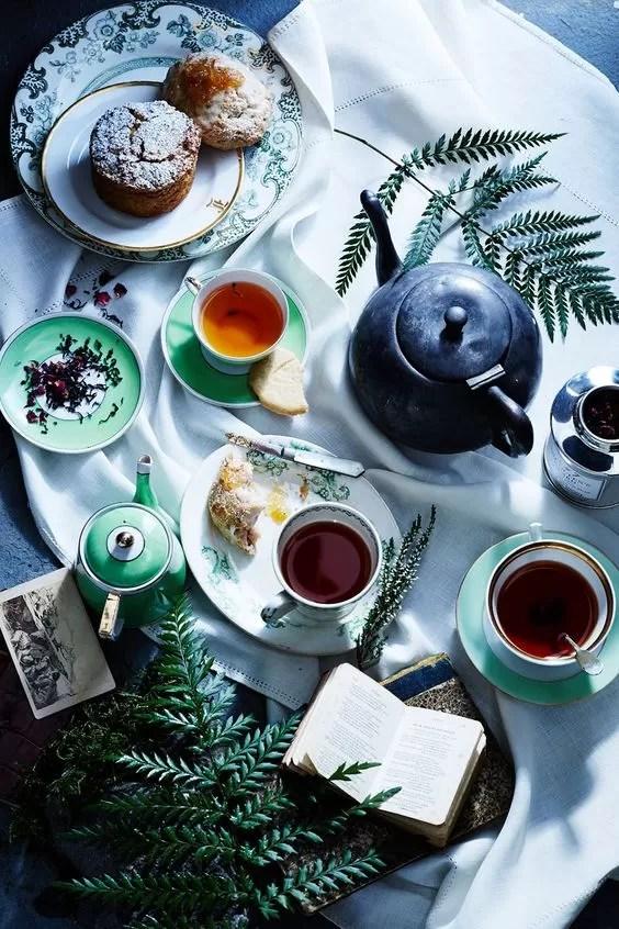 Storia delle cerimonia del tè - Un rito millenario