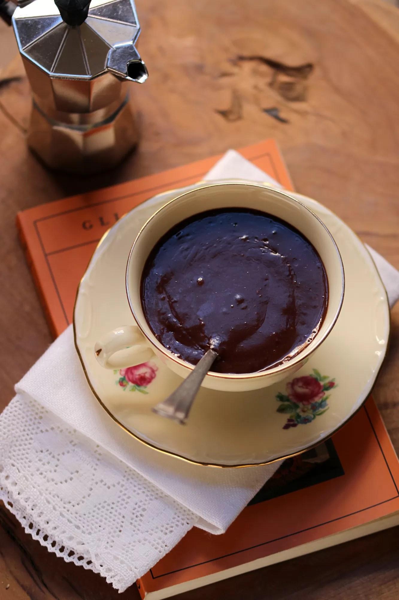 Barbajada cioccolato e caffè