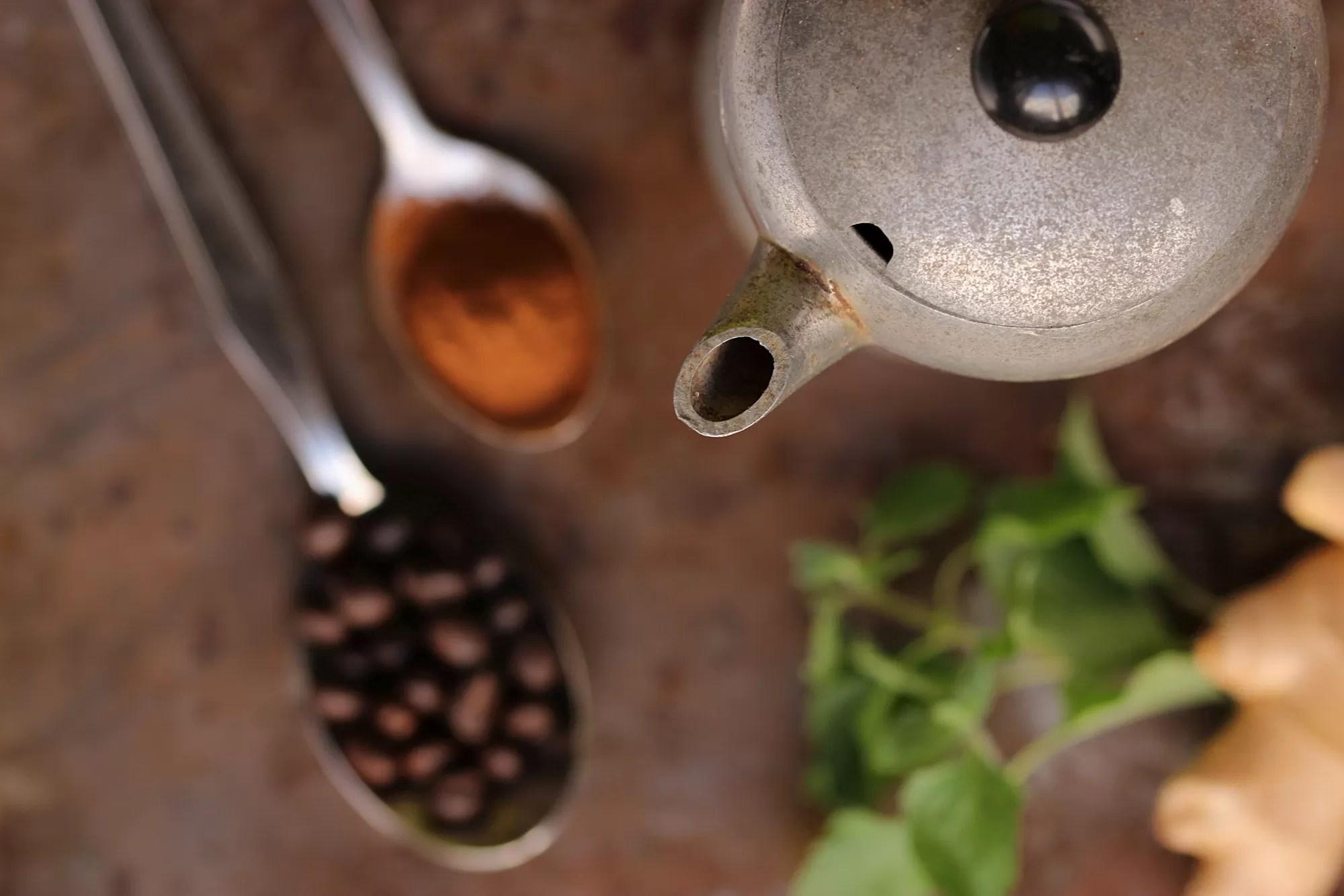 Combinare il caffè ad ingredienti salutari