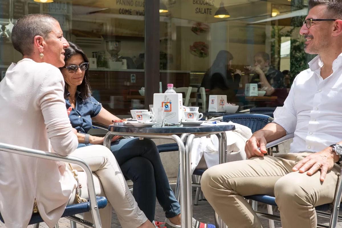benefici della pausa caffe con i colleghi