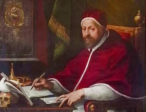 diffusione del caffe in italia - papa clemente viii