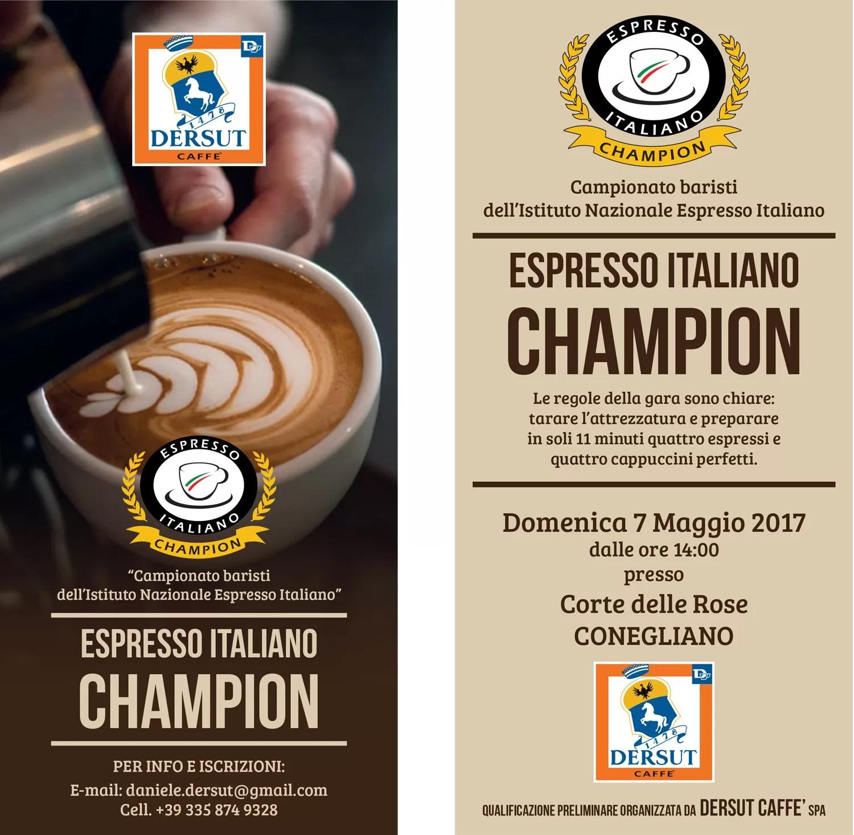 espresso italiano champion 2017 - semifinale conegliano
