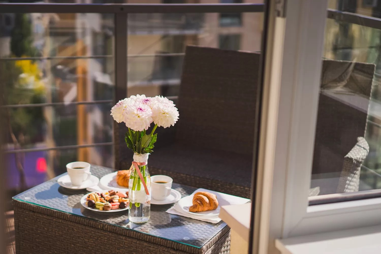 Arredare il terrazzo per una pausa caff all 39 aperto for Tutto per il terrazzo