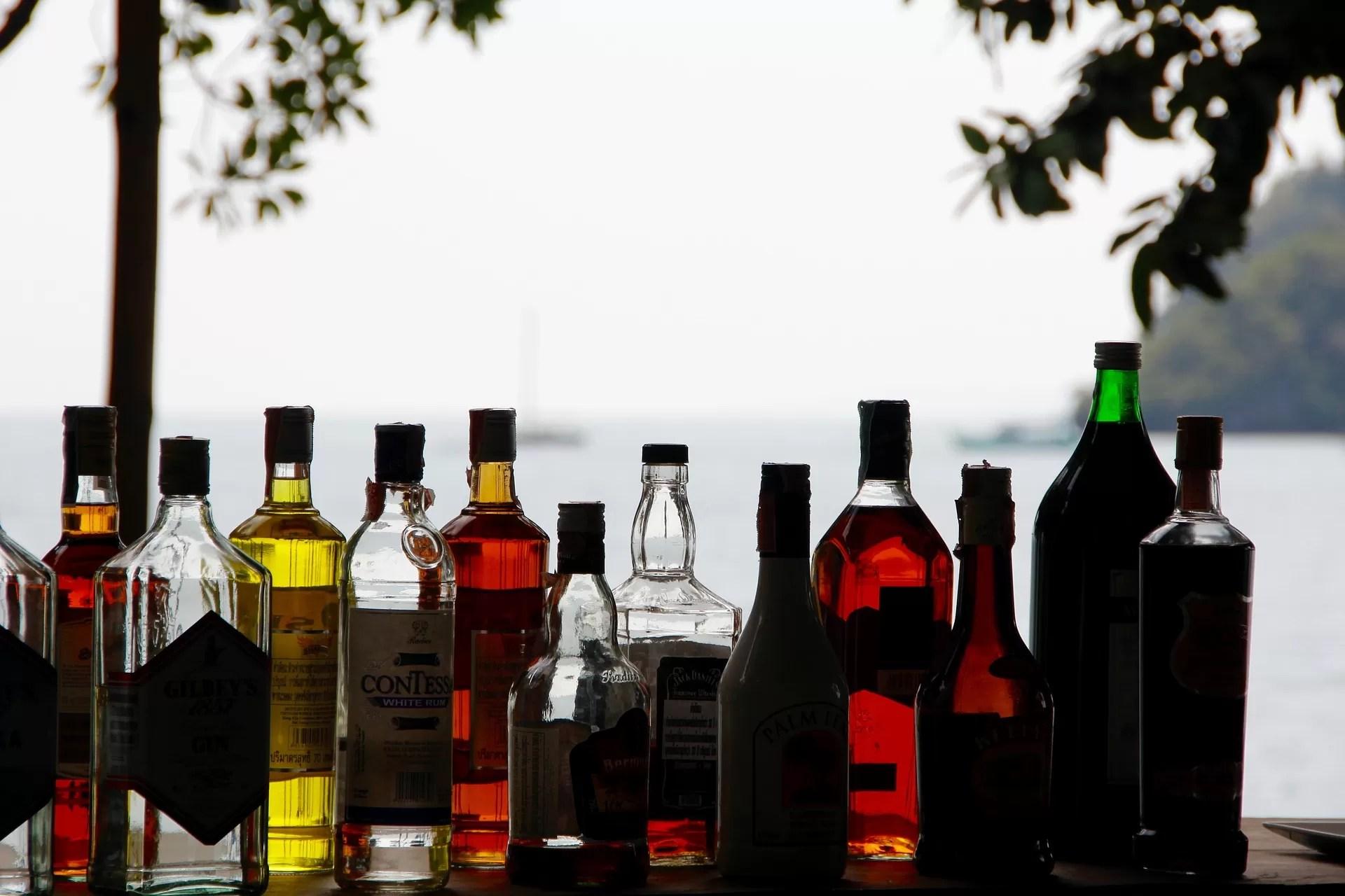 Miscela di liquori della Moretta fanese