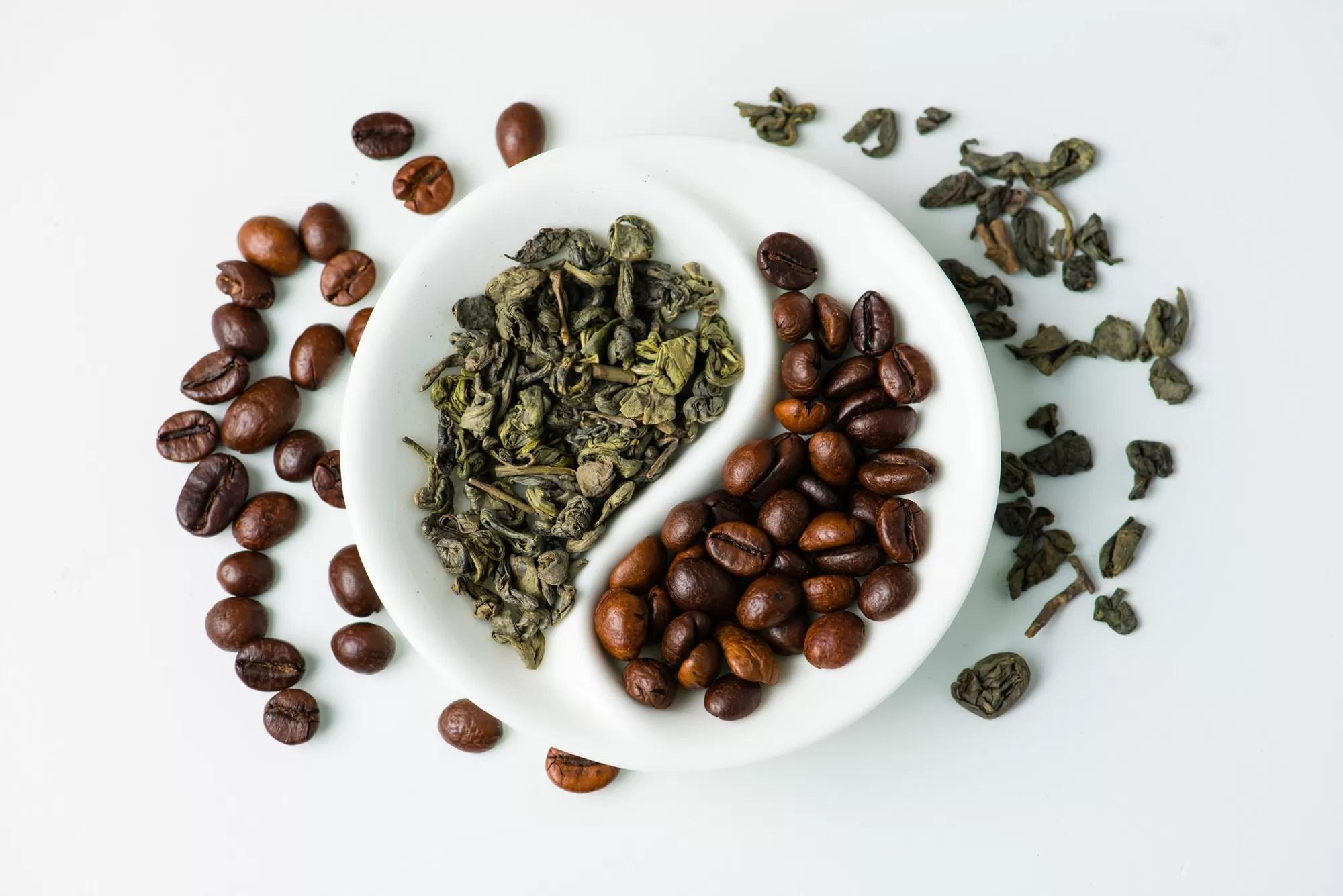 caffeina e teina - miti, raccomandazioni e informazioni utili