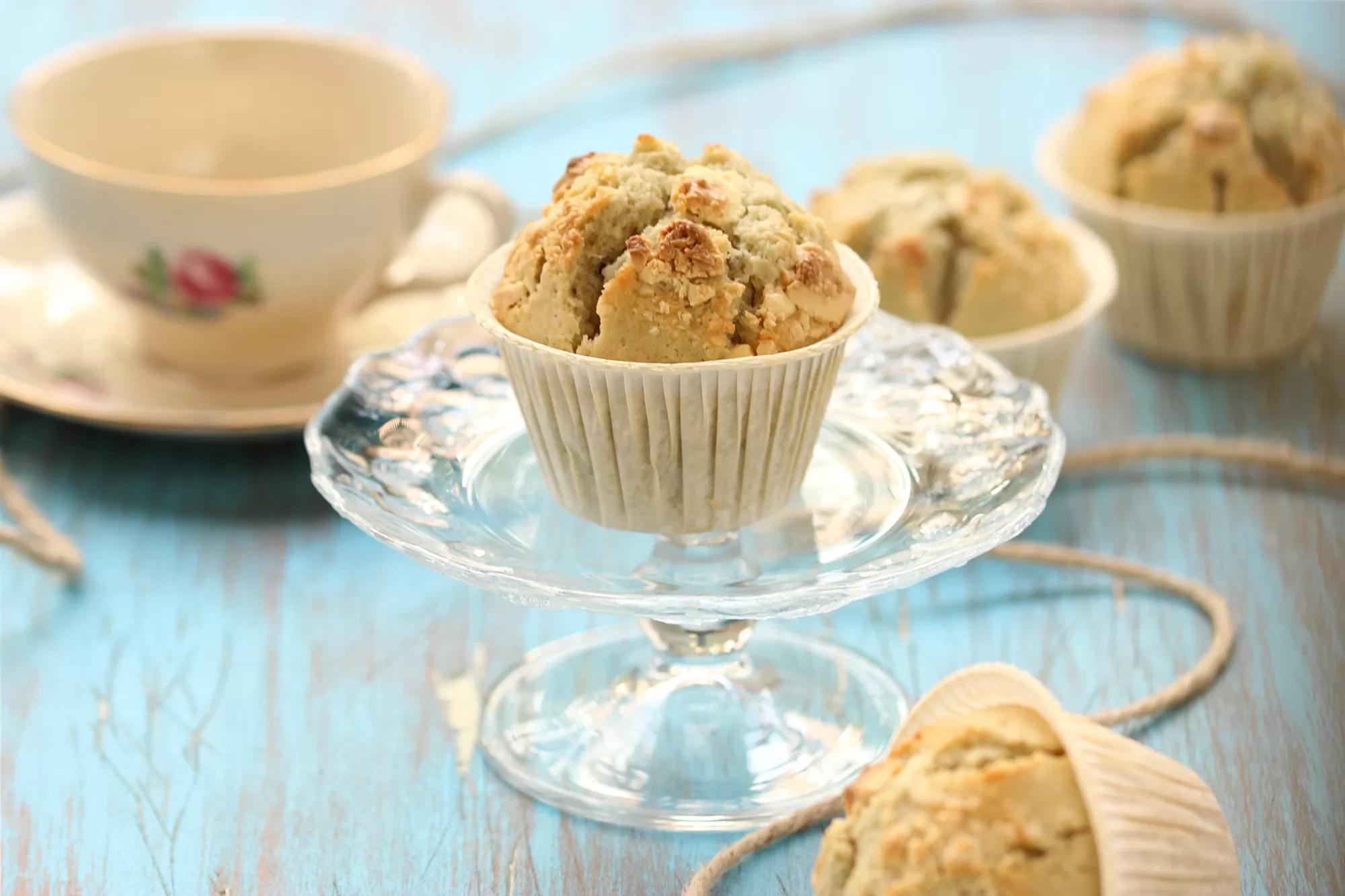 Muffin al tè