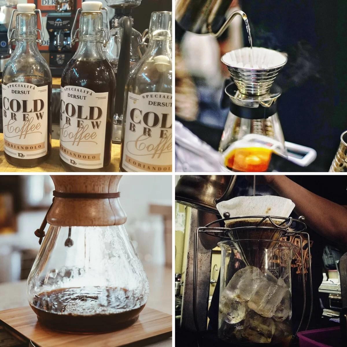 Cold Brew - Tendenze caffè 2017