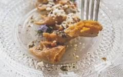 Il sapore dell'autunno: cjarsòns alla zucca e amaretti aromatizzati al caffè