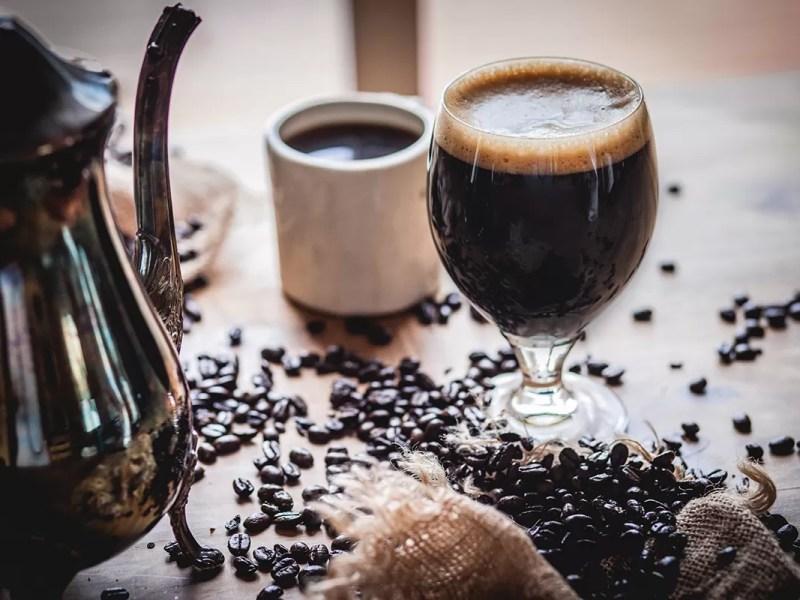 Birra e caffè in un dessert, il matrimonio perfetto!