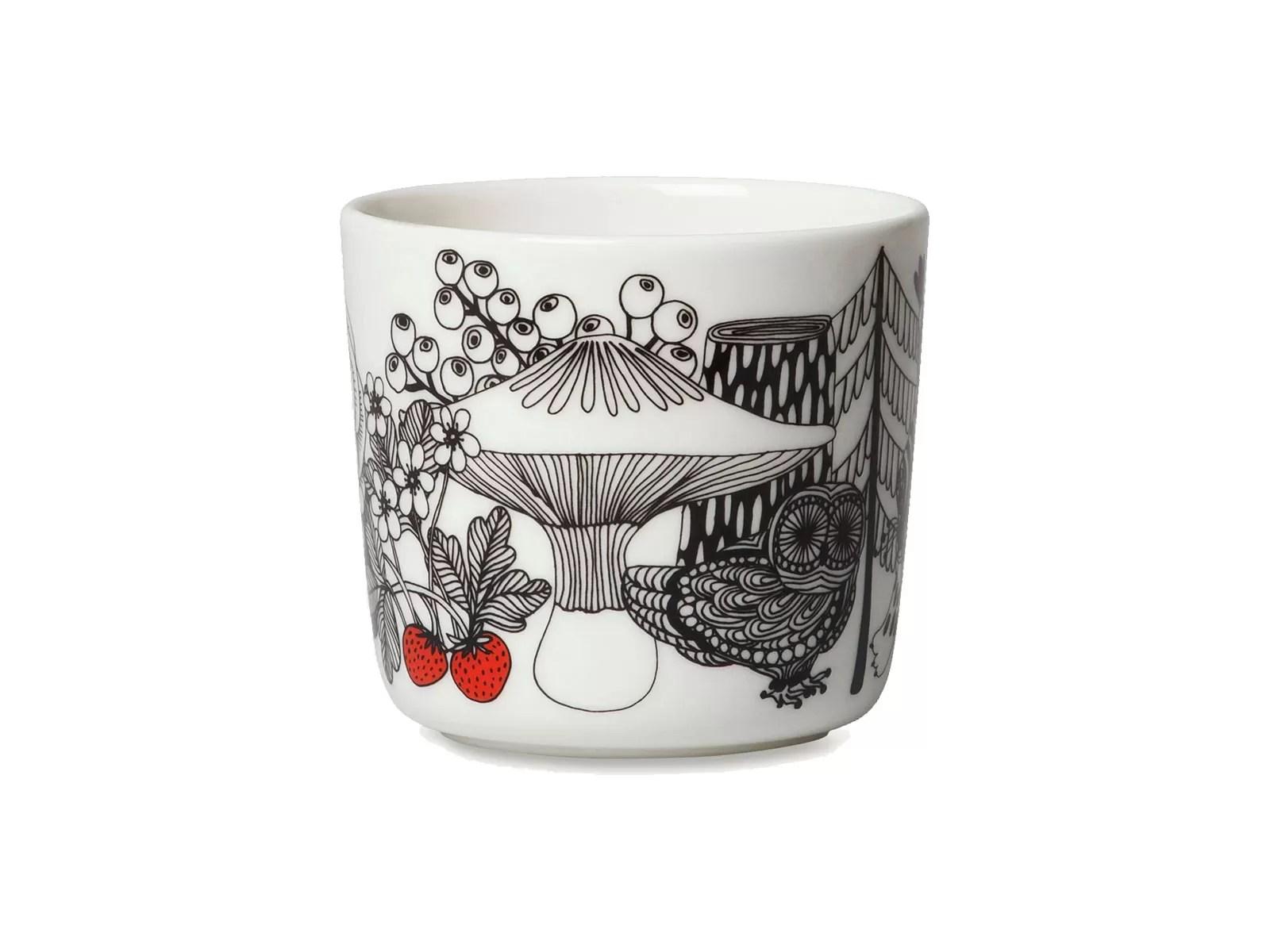 Tazzine da caffè autunno 2017 - Marimekko