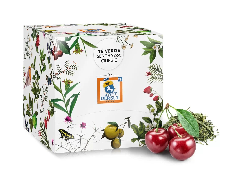 regali di natale per gli amanti del tè - infuso piramidale aromatizzato