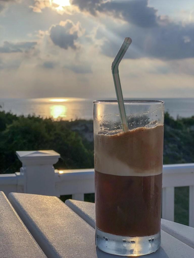 Caffè greco con caffè solubile Dersut