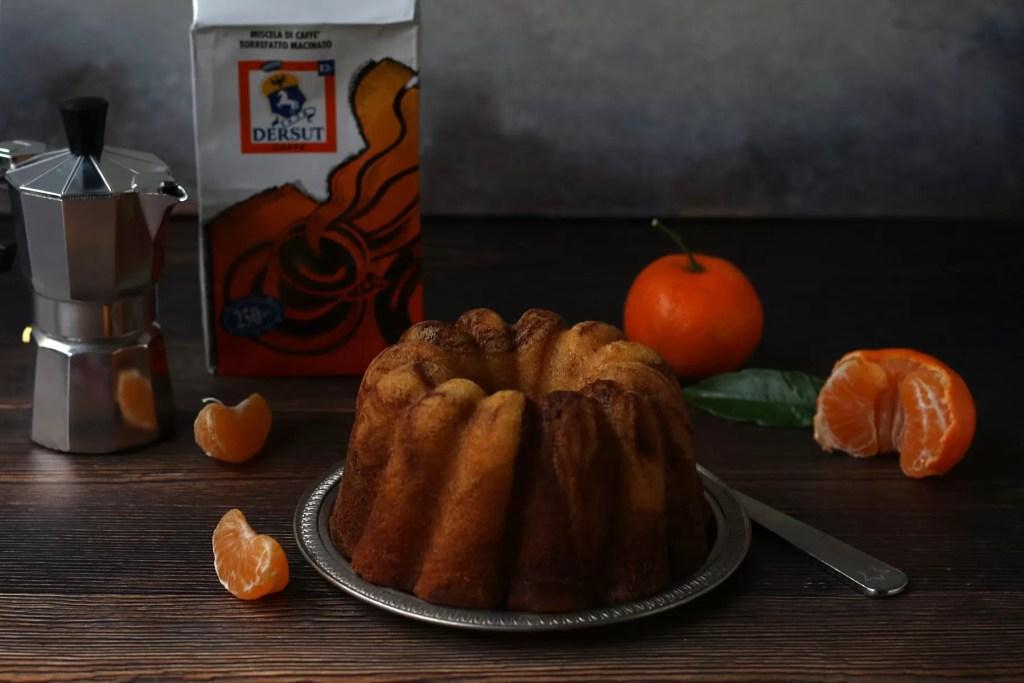 Ricetta ciambellone al mandarino