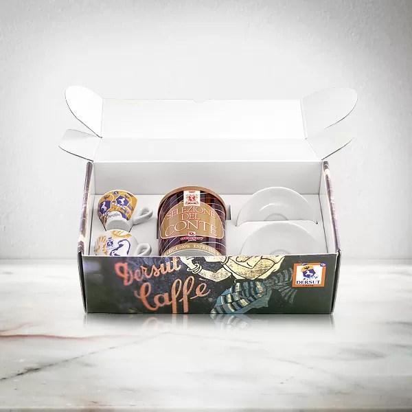 Idee regalo caffè Dersut
