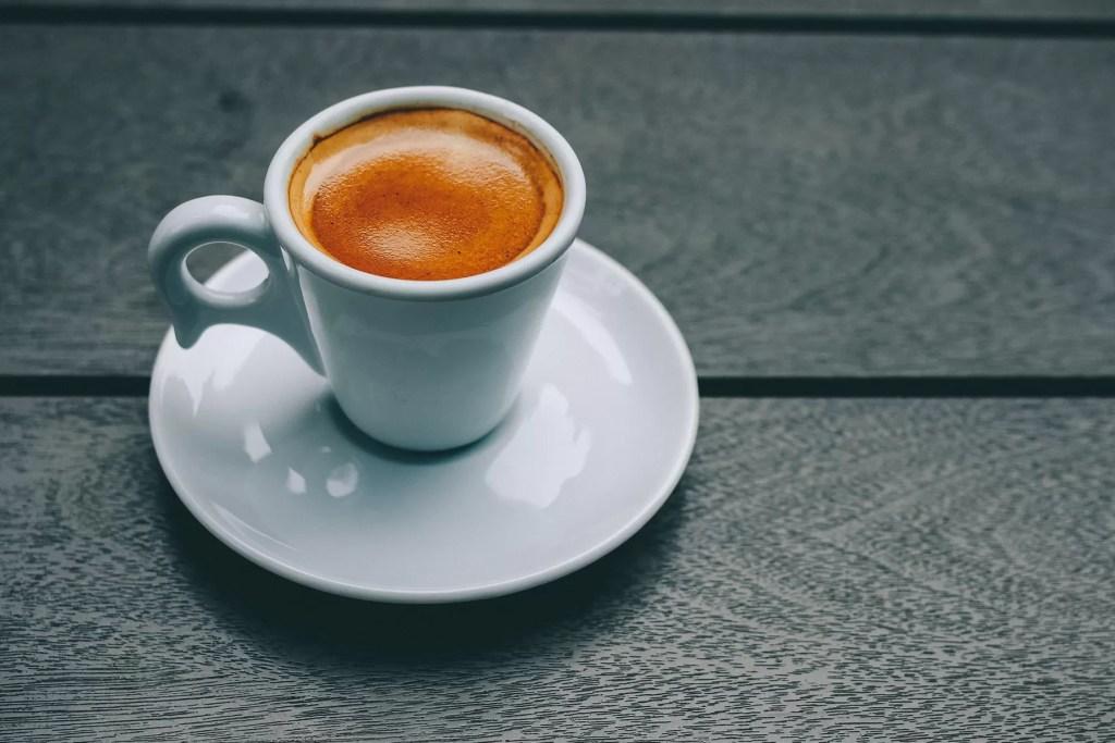 tazzina da caffè perfetta