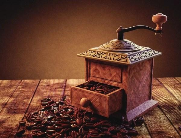 macinare il caffè